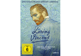Loving Vincent DVD