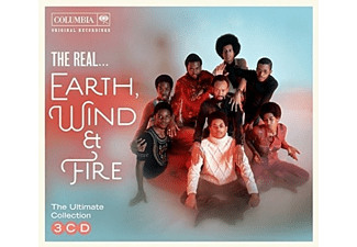 Earth Wind & Fire - The Real Earth Wind & Fire (CD)