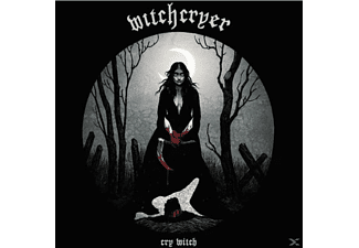 Witchcryer - Cry Witch  - (Vinyl)