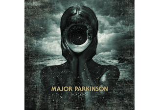 Major Parkinson - Blackbox (Gold Vinyl) - (Vinyl)