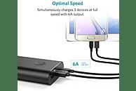 ANKER PowerCore+ Powerbank mit USB-C und Power Delivery 20100 mAh Schwarz