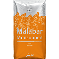 JURA 68011 Malabar Monsooned Kaffeebohnen (Kaffeevollautomaten)