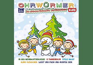 VARIOUS - Ohrwürmer KIDS - Die schönsten Weihnachtslieder  - (CD)