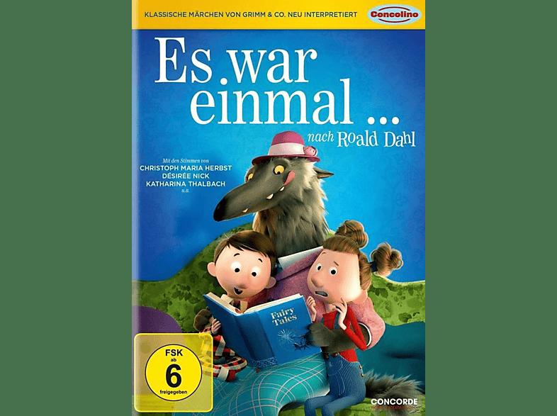 Es war einmal... nach Roald Dahl [DVD]
