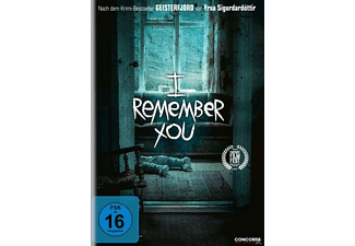I remember you ... DVD