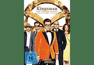 Kingsman - The Golden Circle DVD