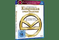 Kingsman 1+2 [Blu-ray]