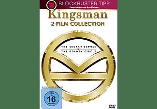 Kingsman 1+2 DVD