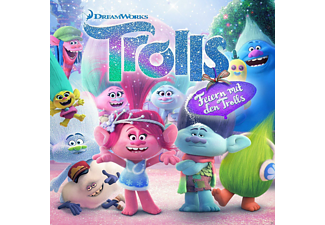 VARIOUS - Trolls-Feiern mit den Trolls  - (Maxi Single CD)