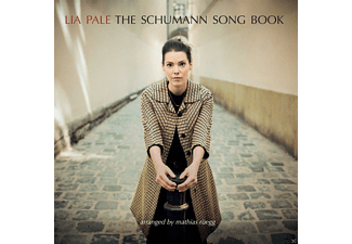 Lia Pale, Ingrid Oberkanins, Hans Strasser, Mathias Rüegg - The Schumann Song Book  - (CD)