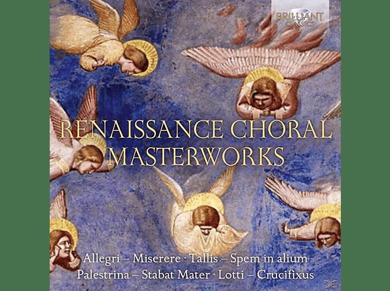 VARIOUS - Renaissance Choral Masterworks [CD]