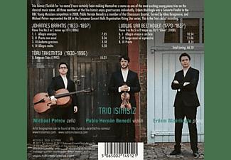 Trio Isimsiz - Klaviertrios  - (CD)