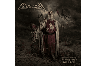 Rebellion - A Tragedy In Steel Part II:Shakespeare's King Lear - (CD)