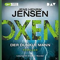 Jens Henrik Jensen - Oxen. Der dunkle Mann - (MP3-CD)