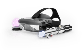 LENOVO STAR WARS™ Jedi Challenges, Mirage AR Headset (ZA390014SE)