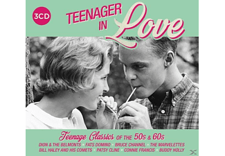 VARIOUS - Teenager In Love  - (CD)