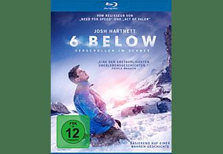 6 Below - Verschollen im Schnee Blu-ray