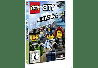LEGO City Mini Movies 2 DVD