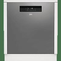 BEKO DUN28433X  Geschirrspüler (unterbaufähig, 598 mm breit, 44 dB (A), A+++)