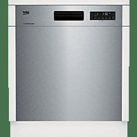 BEKO DUN6634FX2 Geschirrspüler (unterbaufähig, 598 mm breit, 44 dB (A), A++)