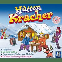 VARIOUS - Hüttenkracher [CD]