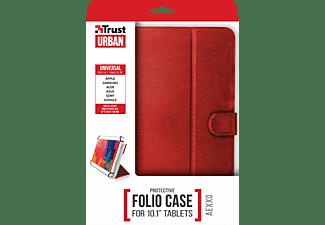 "URBAN REVOLT Urban Aexxo Universelles smartes Etui für 10.1"" Zoll-Tablets Tablethülle Bookcover für Universal, Rot"
