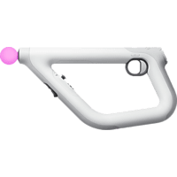 SONY PS VR Aim , Controller, Weiß