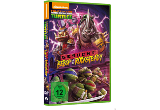 Tales Of The Teenage Mutant Ninja Turtles - Gesucht: Bebop und Rocksteady DVD