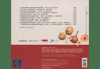 Szalóki Ági - Hallgato/Lament  - (CD)