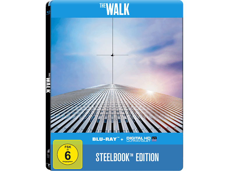 The Walk (Steelbook) [Blu-ray]