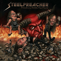 Steelpreacher - Drinking With The Devil [CD]