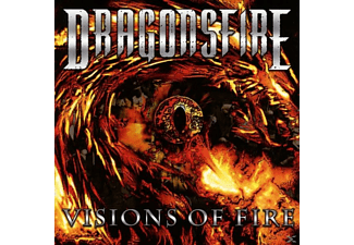 Dragonsfire - Visions Of Fire  - (CD)