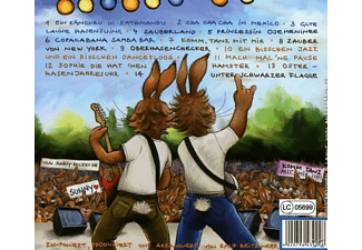 Sunny Rocket - Komm tanz mit mir  - (CD)