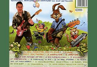 Sunny Rocket - Der Sommer ist da  - (CD)