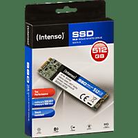INTENSO Solid State Drive TOP, 512 GB SSD, intern