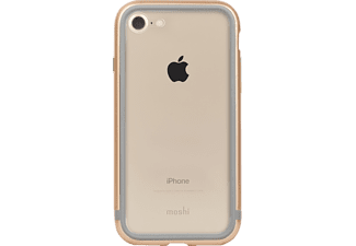 MOSHI iGlaze Luxe Metal Handyhülle, Apple iPhone 7, Gold