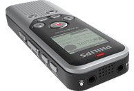 PHILIPS VoiceTracer DVT1250 Audiorecorder, Dunkel Silber und Schwarz