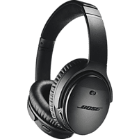 BOSE Quietcomfort 35 II, Over-ear Kopfhörer Bluetooth Schwarz