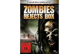 Zombies Rejects Box Edition DVD