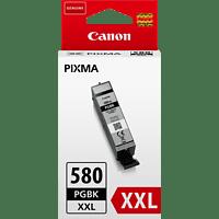 CANON PGI-580PGBK XXL Tintenpatrone, Schwarz
