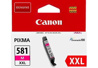 CANON CLI-581M XXL Tintenpatrone Magenta (1996C001AA)
