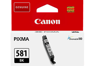 CANON CLI-581BK Tintenpatrone Schwarz (2106C001AA)