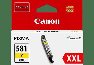 CANON CLI-581Y XXL Tintenpatrone Gelb (1997C001AA)