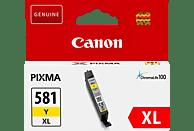 CANON CLI-581Y XL Tintenpatrone Gelb (2051C001AA)