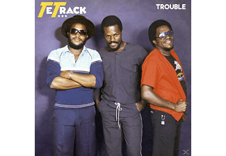 Tetrack - Trouble - (CD)