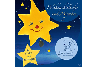 VARIOUS - Sterntaler Weihnachtslieder und Märchen 2  - (CD)