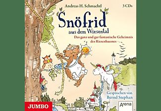 ANDREAS H. Schmachtl - Snöfrid aus dem Wiesental  - (CD)