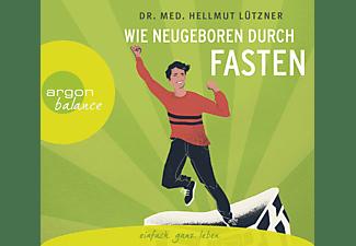 Julian Mehne - Wie neugeboren durch Fasten  - (CD)