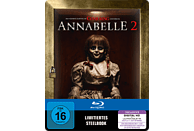 Annabelle 2 (Exklusive Steelbook Edition) [Blu-ray]