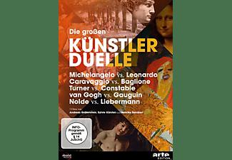 Die grossen Künstlerduelle DVD